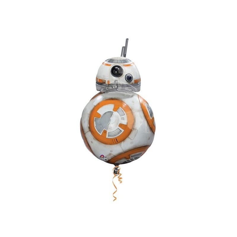 PALLONCINO FOIL STAR WARS Bb-8 3162101