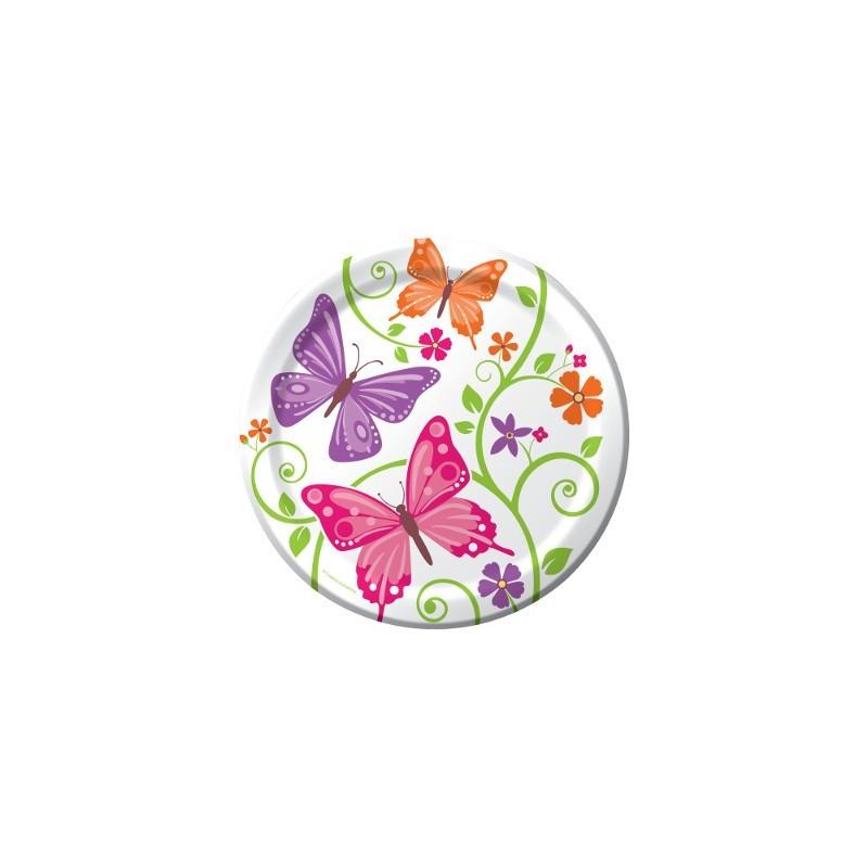 Piatti farfalle for Piatti kasanova