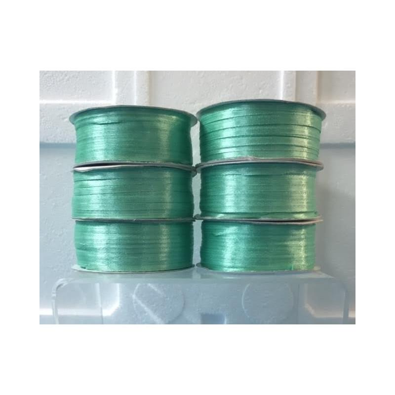 nastrino verde acqua 3 mm