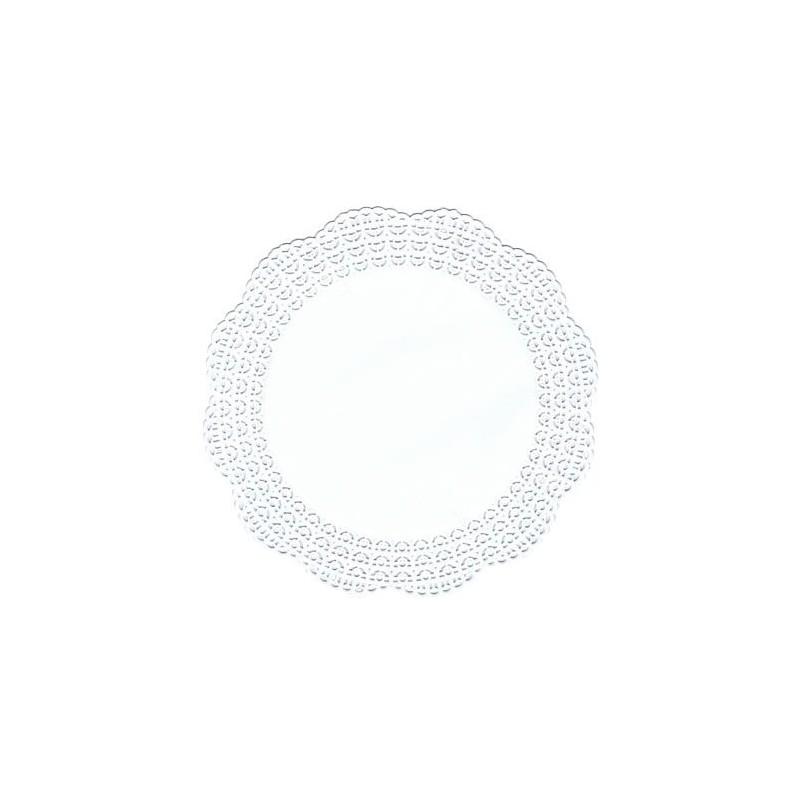 centrini pizzo carta sottotorta