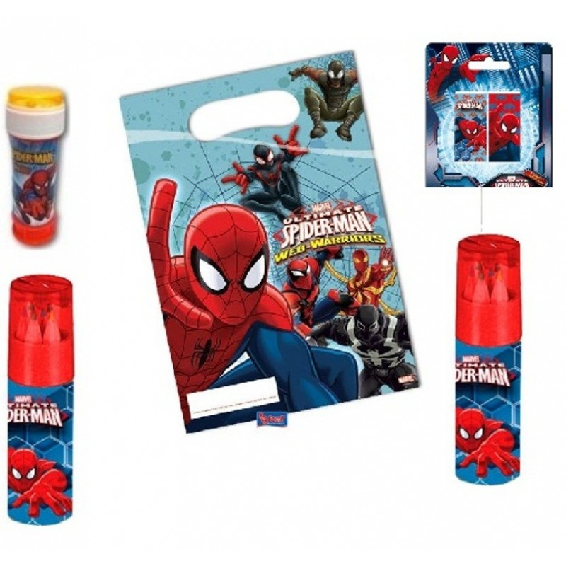 GADGET REGALINI SPIDERMAN
