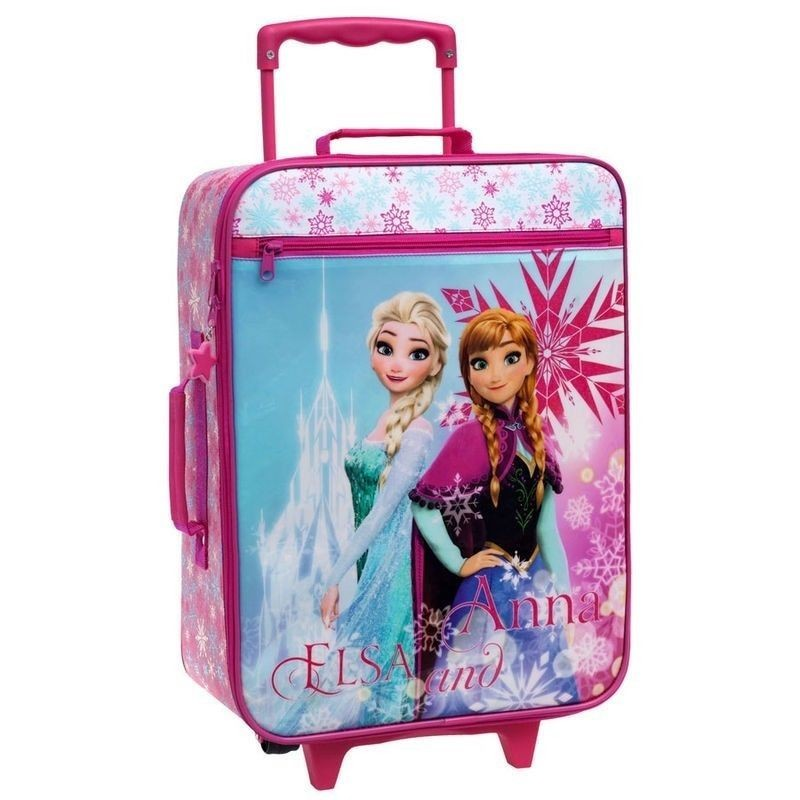 TROLLEY FROZEN ICE ANNA E ELSA 4599051