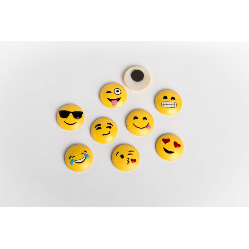 MAGNETI CALAMITE EMOTICON SMILE