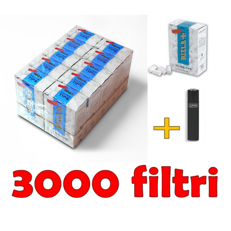 FILTRI REGULAR RIZLA
