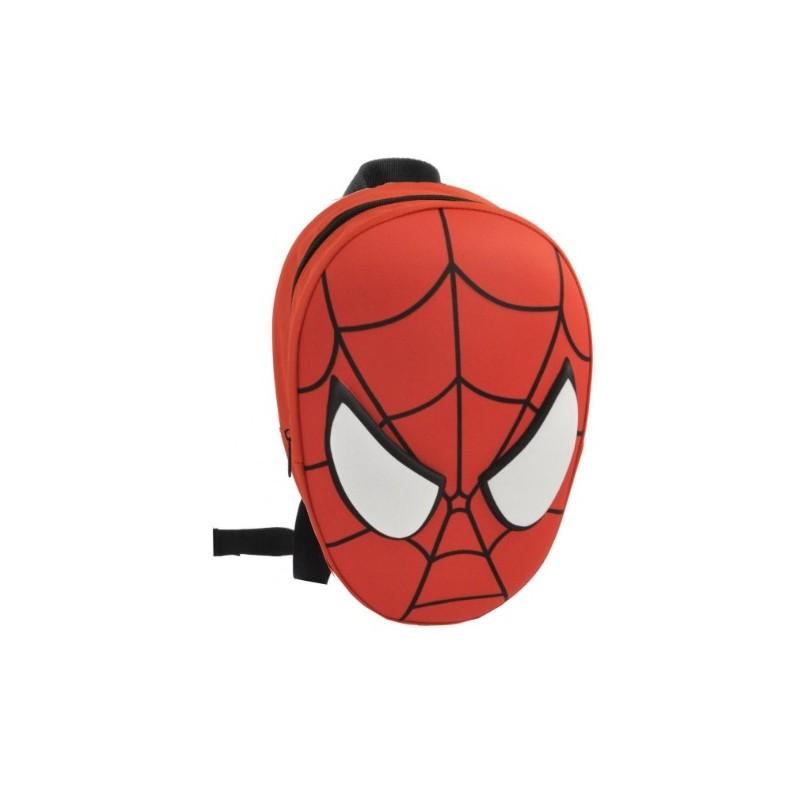 zaino rigido spiderman bambino scuola