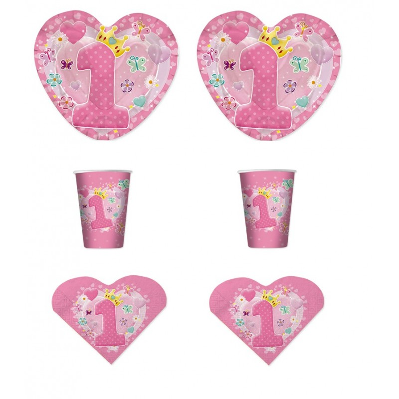 1 ANNO CUORE ROSA KIT N  2