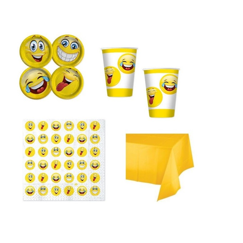 kit emoticons smile