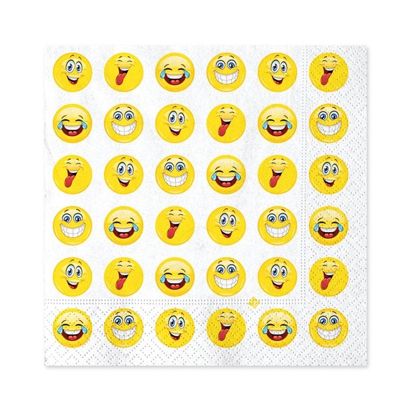 TOVAGLIOLI EMOTICONS SMILE 20 PZ