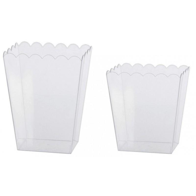 Contenitori plastica confettate for Contenitori per esterni in plastica
