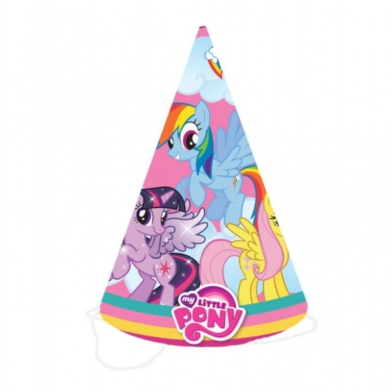 8 CAPPELLINI MY LITTLE PONY 998474