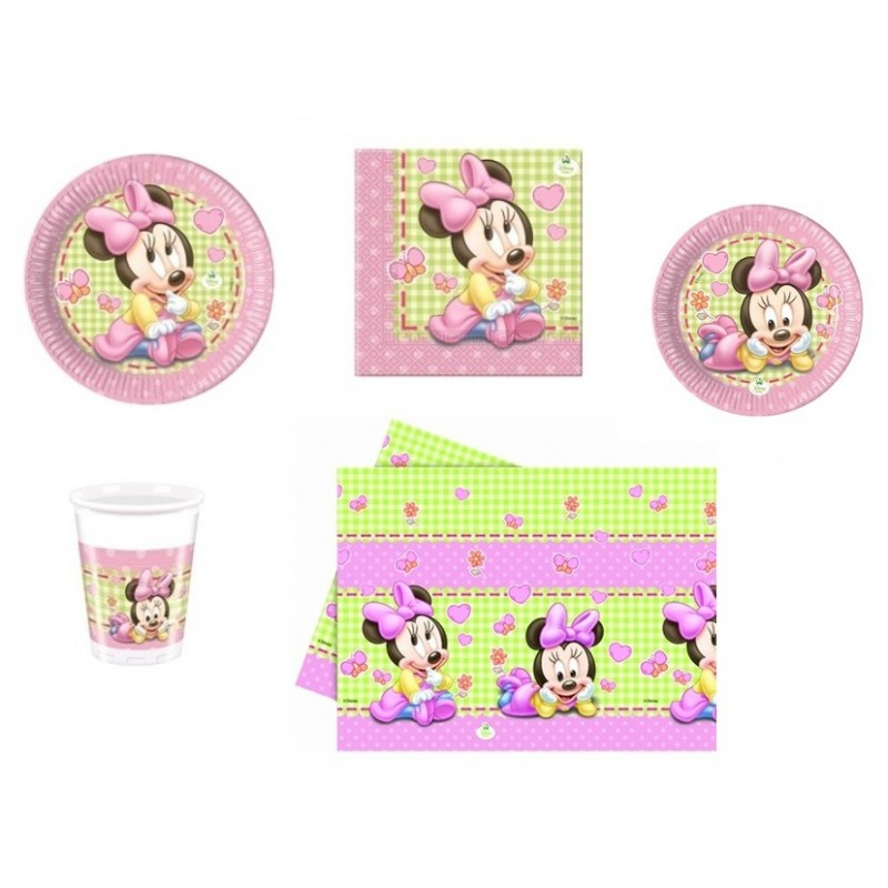 MINNIE BABY KIT N43