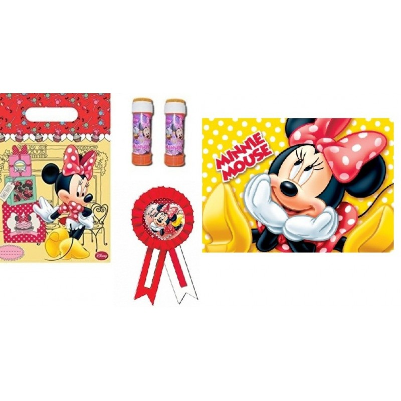 REGALINI DOPO FESTA MINNIE'S CAFE'