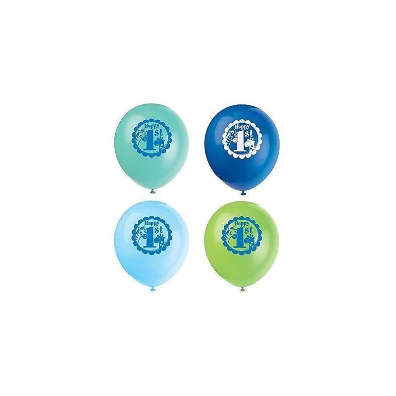 palloncini 1 anno safari