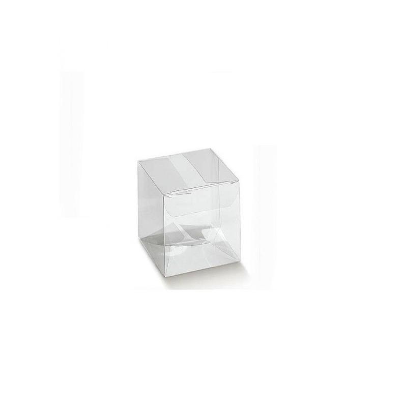 portaconfetti cubo pvc
