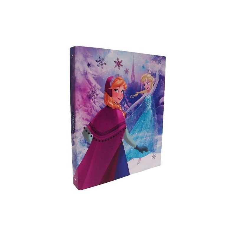 diario pocket frozen anna elsa