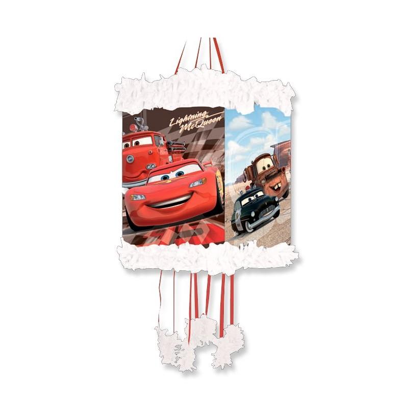 PIGNATTA CON MASCHERINA CARS 014000696