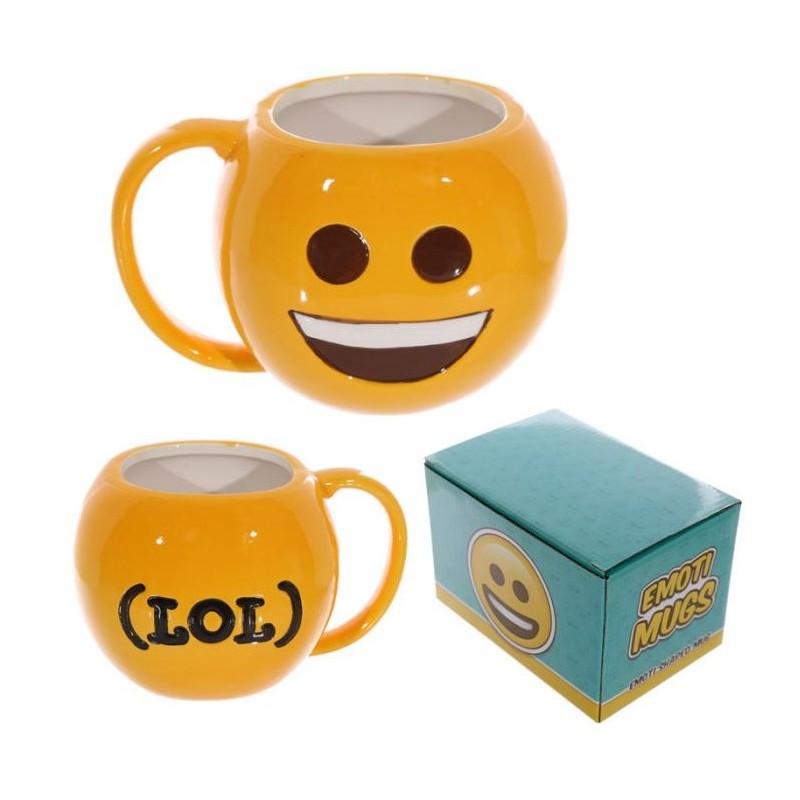 tazza emoji emoticon smile