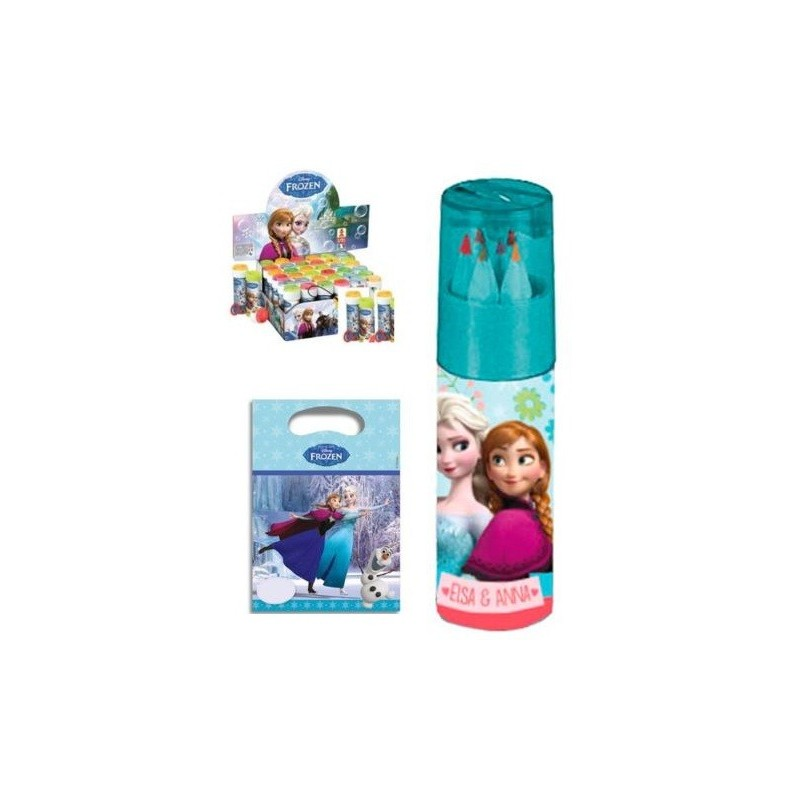 SET REGALINI FROZEN CON PASTELLI