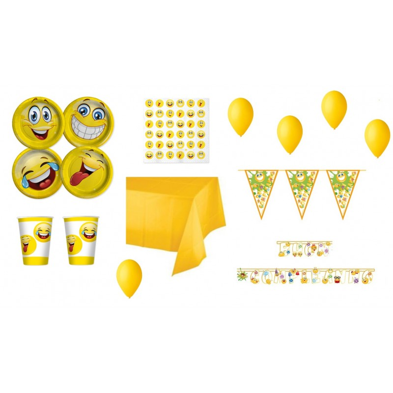 kit smile emoticons