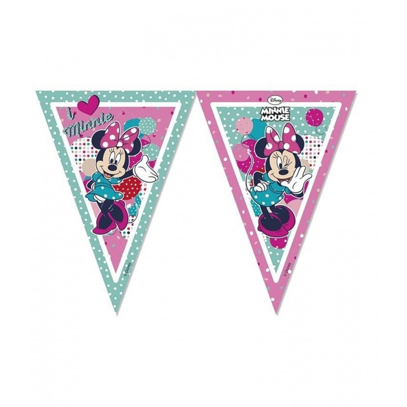FESTONE BANDIERINE MINNIE DOTS