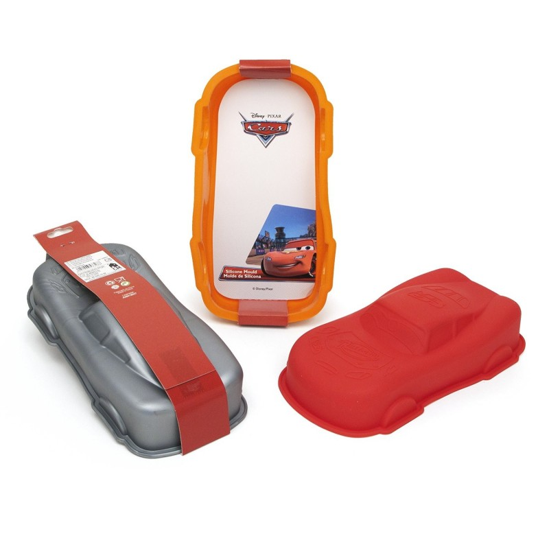 stampo silicone cars