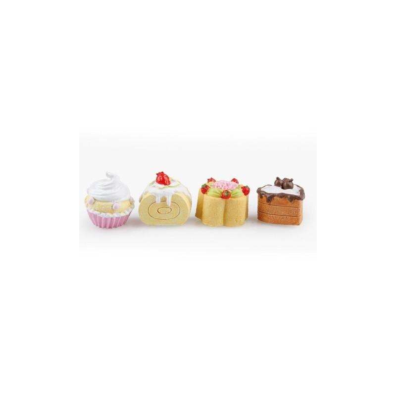 accessori adesivi cupcake dolcetti