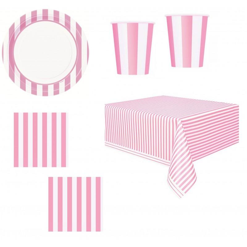 kit strisce unique rosa
