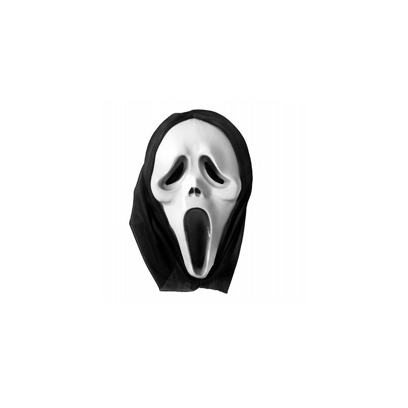Halloween Maschere.Maschera Scream Halloween