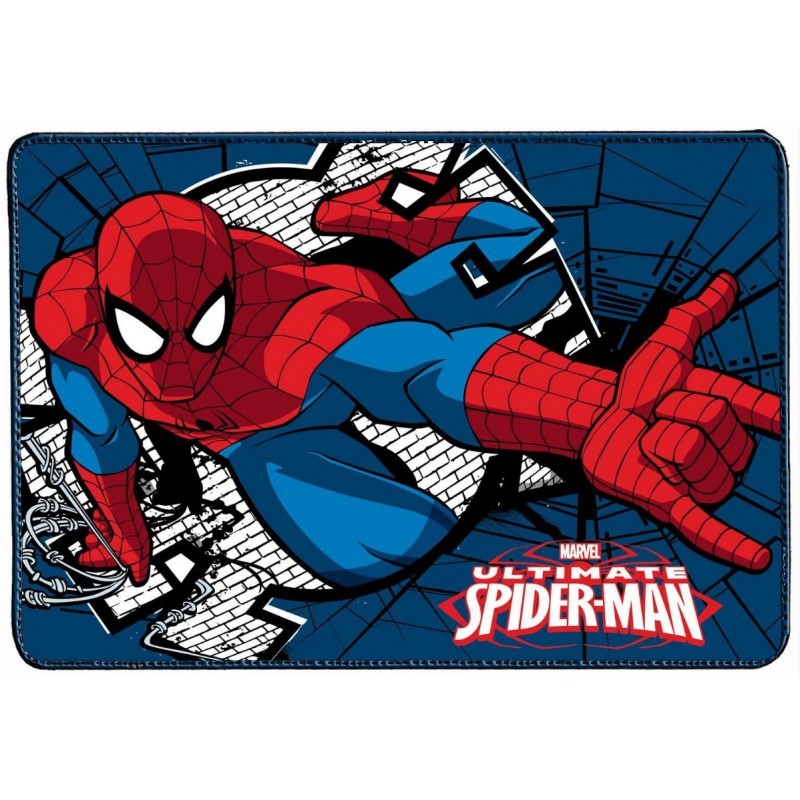 TOVAGLIETTA ALL'AMERICANA SPIDERMAN M85300 BLU
