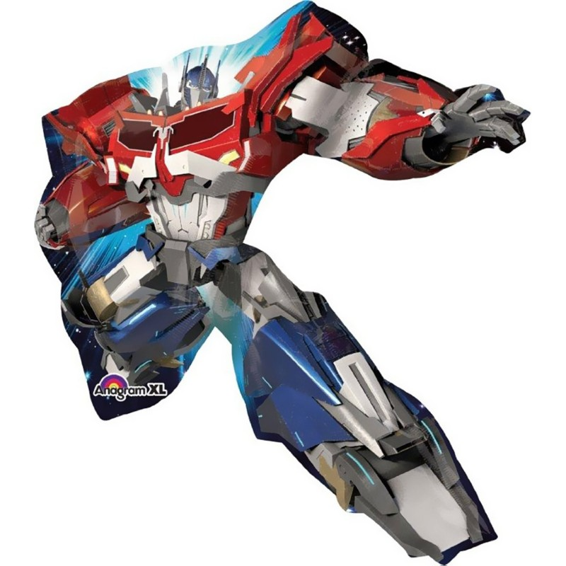 PALLONCINO FOIL SUPERSHAPE TRANSFORMERS 29333