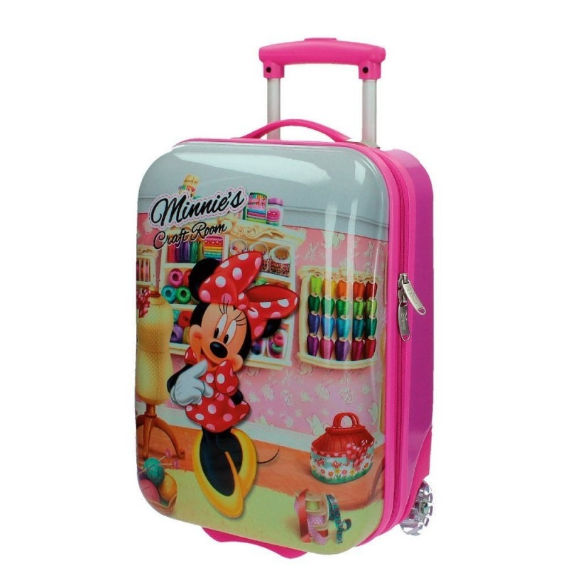 TROLLEY RIGIDO MINNIE TOPOLINA CRAFT ROOM 4751151