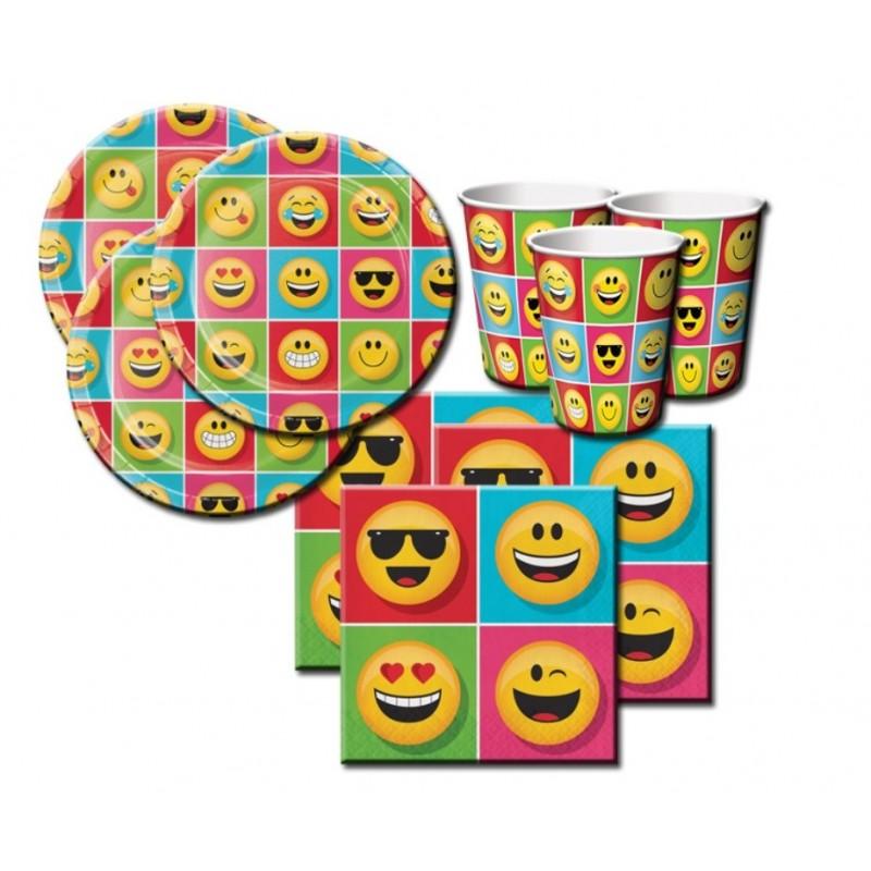 EMOTICON SMILE NEW EMOJIONS KIT N 2