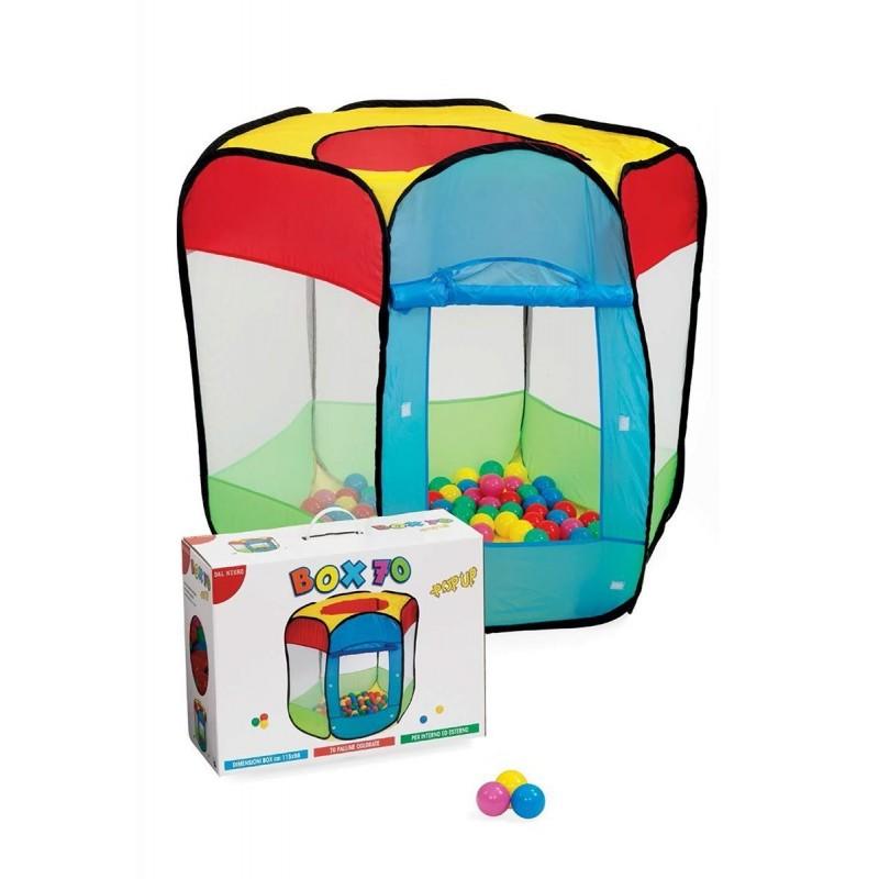 Tenda Gioco Per Bambini Con Palline Colorate