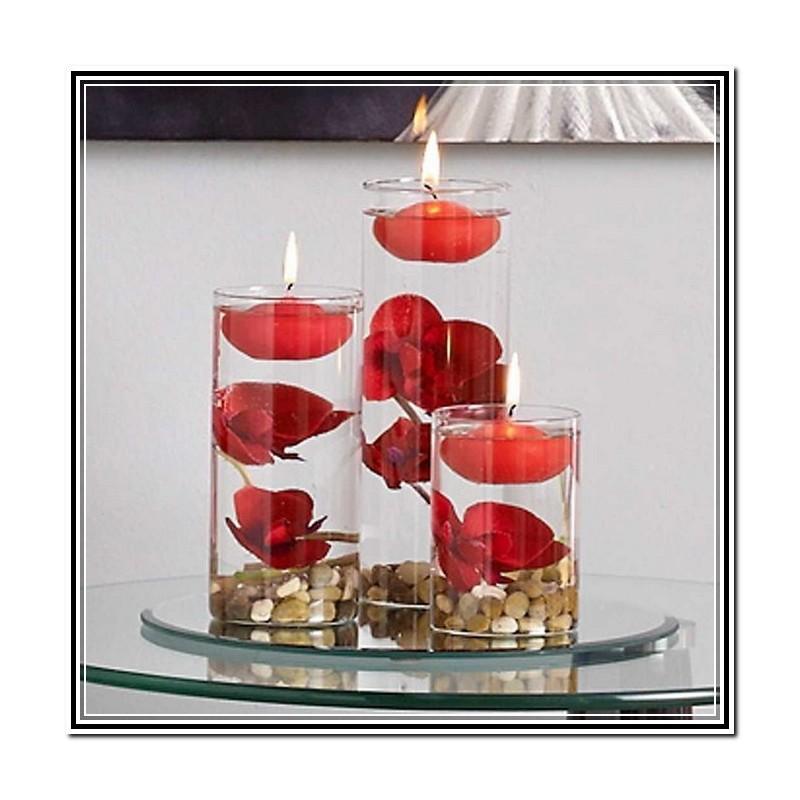 Candele matrimonio galleggianti for Decorare candele