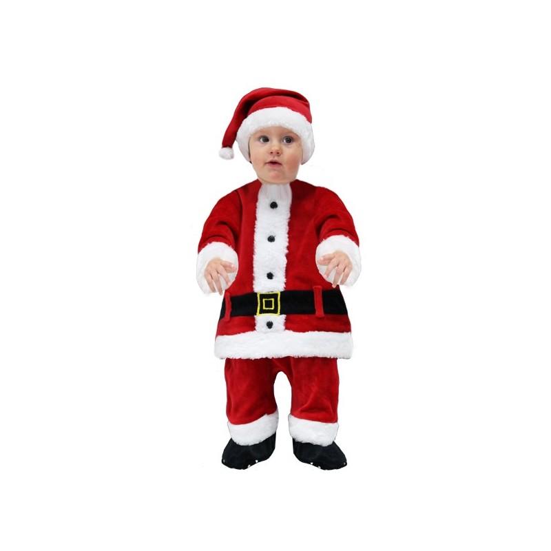 Costume Babbo Natale.Vestito Babbo Natale Neonato
