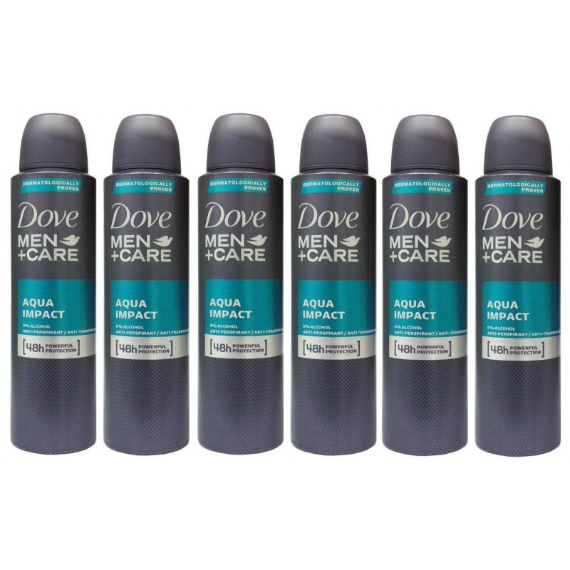 DEODORANTE DOVE ORIGINAL VAPO 75 ML 6 PZ.