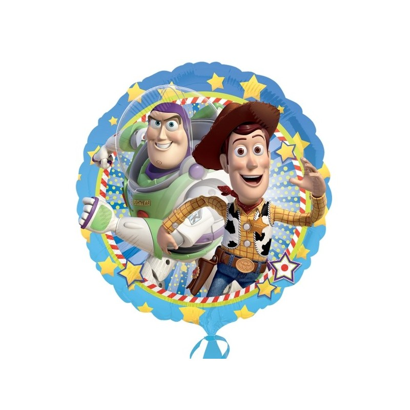 PALLONCINO FOIL TOY STORY 26357