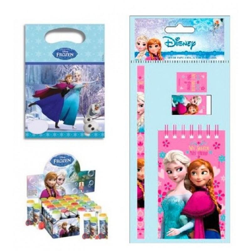 regalini fine festa bambini  Regalini fine festa di compleanno Elsa e Anna