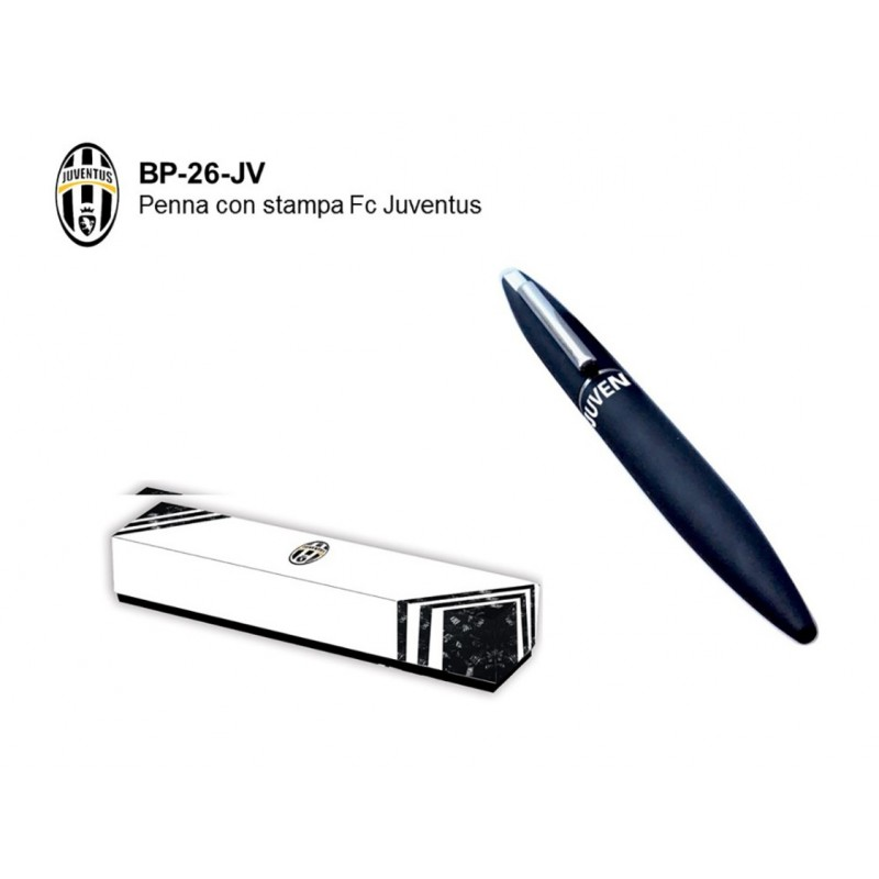 BP28JV PENNA IN CARBONIO INCISIONE FC JUVENTUS