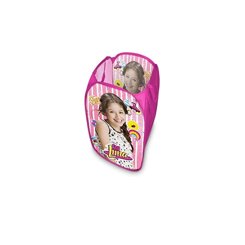 SACCO PORTAGIOCHI POP UP SOY LUNA DISNEY SLA402371