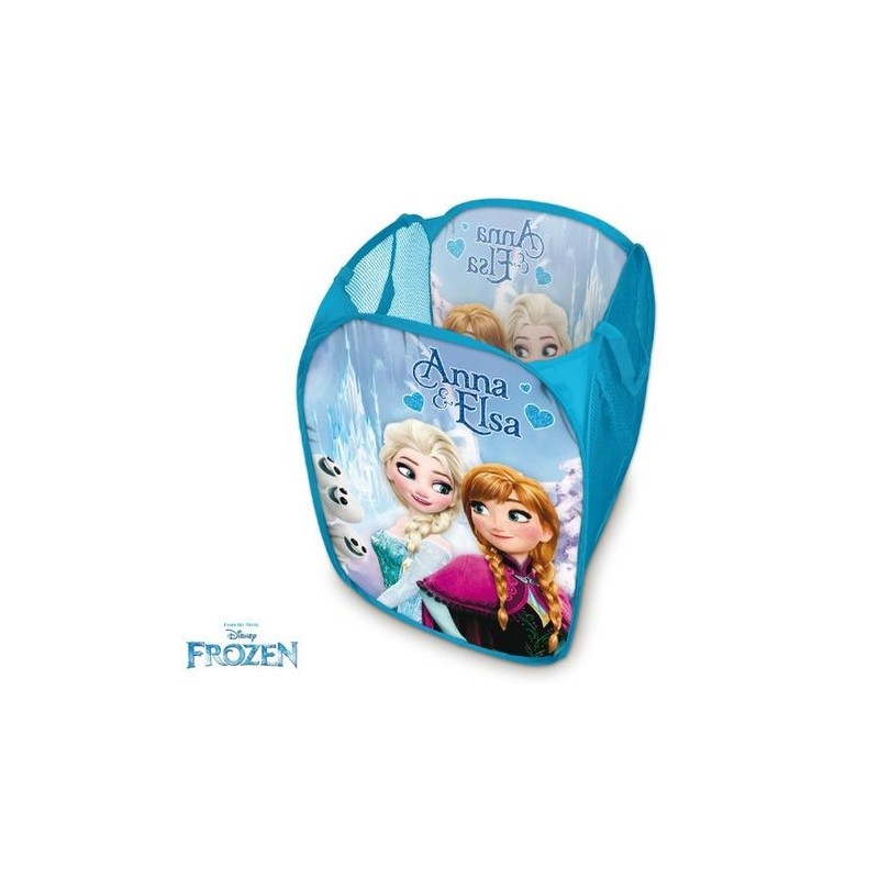 CESTA PORTAGIOCHI POP UP DISNEY FROZEN ANNA E ELSA RNC402215
