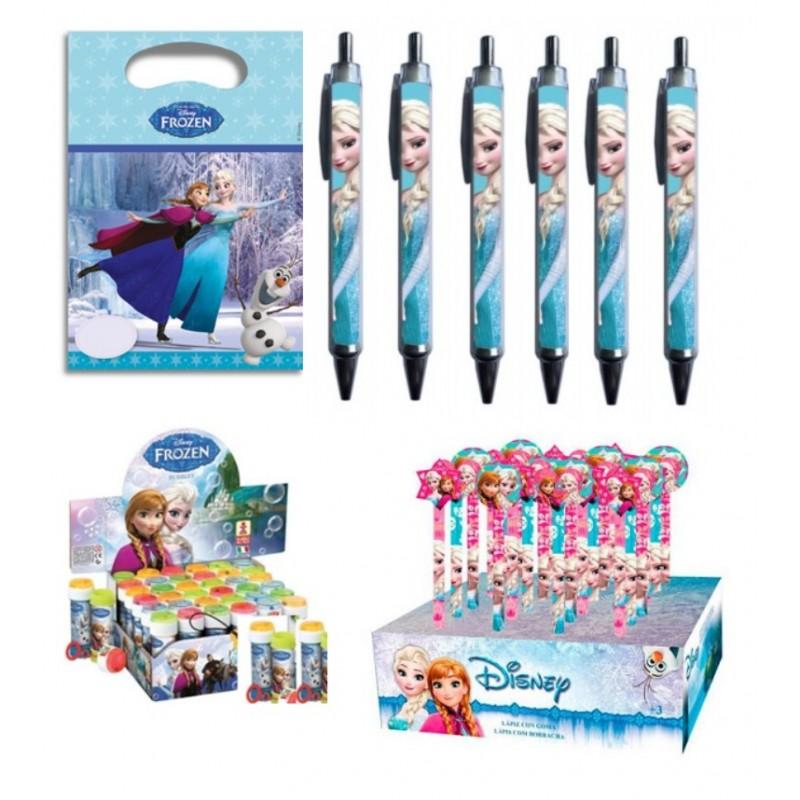 regalini fine festa bambini compleanno  Regalini accessori Frozen per fine festa compleanno