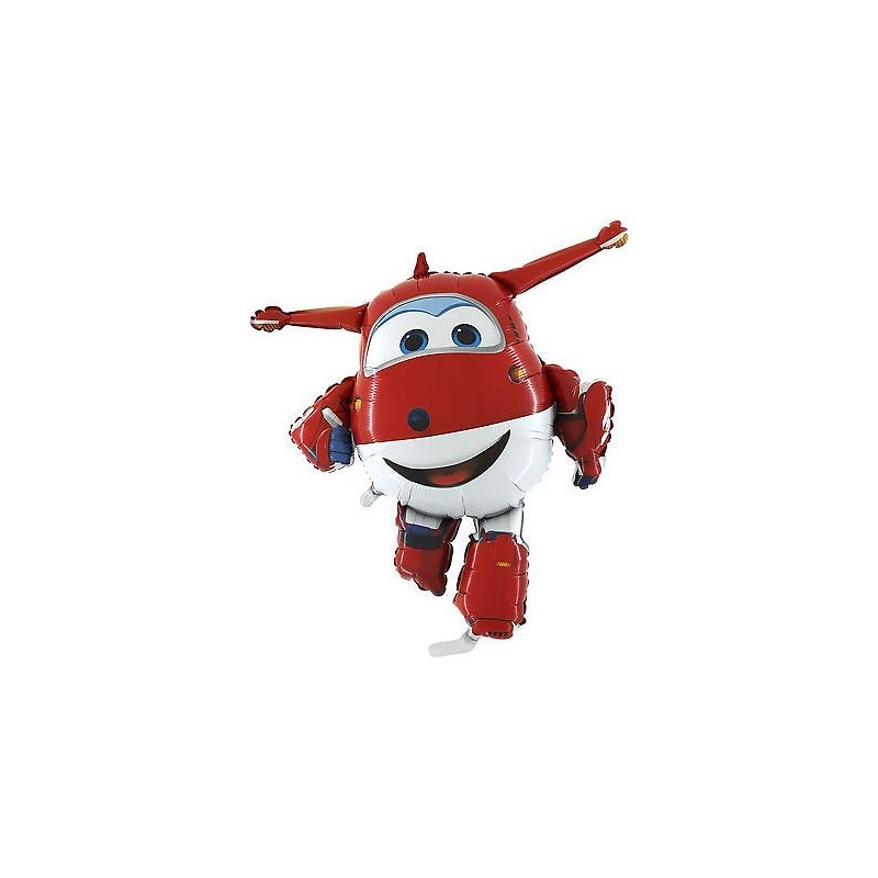 PALLONCINO FOIL SUPERSHAPE SUPERWINGS JET L170