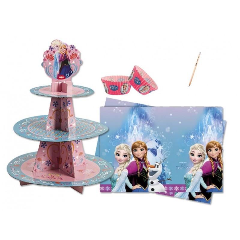 addobbi compleanno Frozen