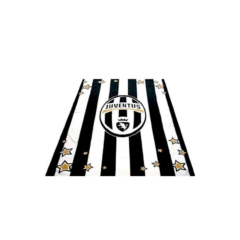 COPERTA IN PILE PLAID / TAPPETO GIOCO FC JUVENTUS LX000511