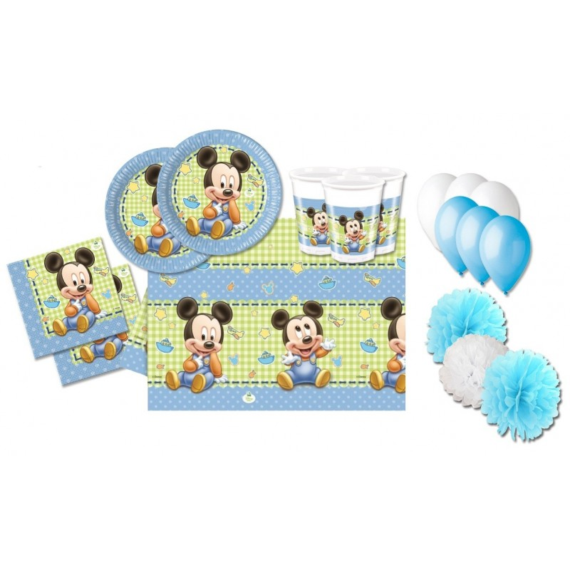 TOPOLINO KIT COMPLEANNO N.49