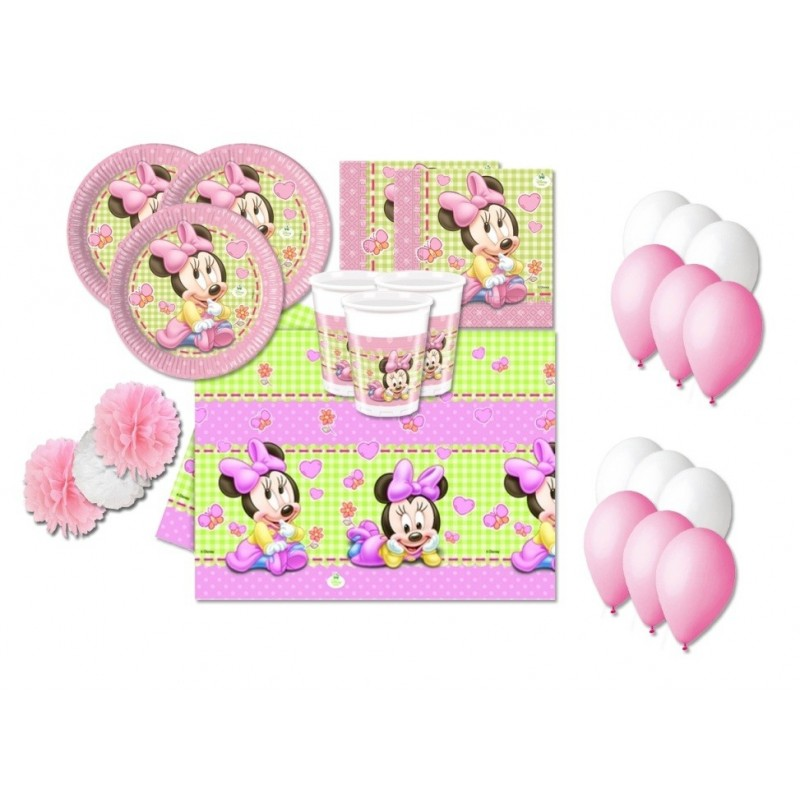 TOPOLINO BABY KIT COMPLEANNO N.49