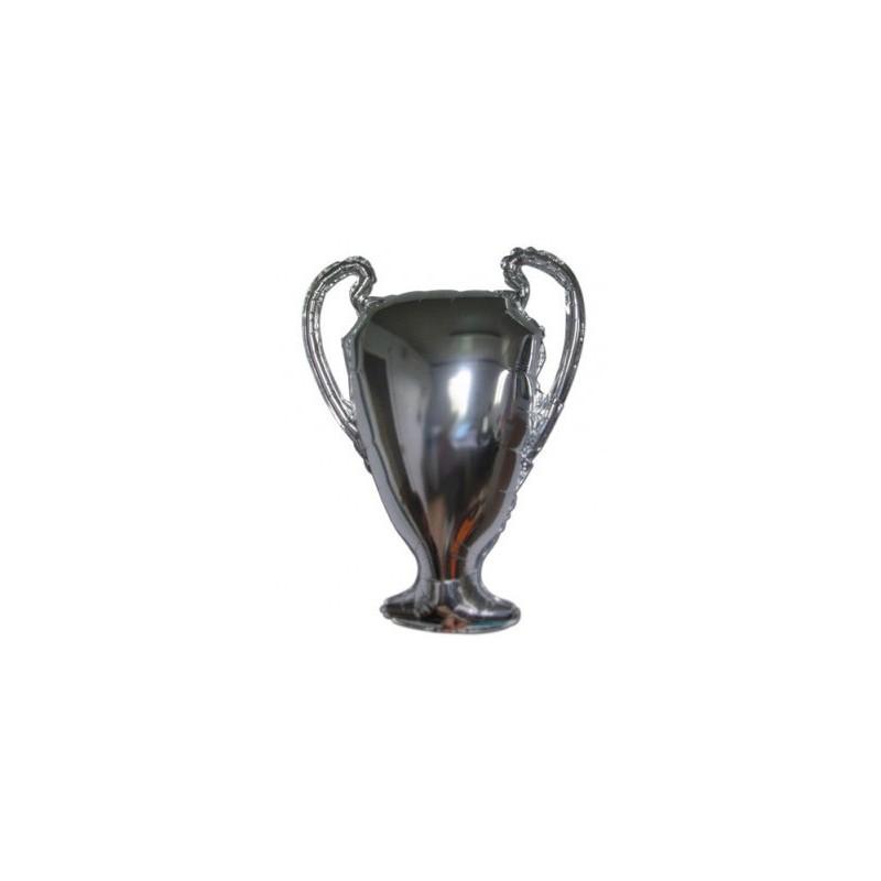 PALLONCINO FOIL SUPERSHAPE COPPA TROFEO CHAMPIONS