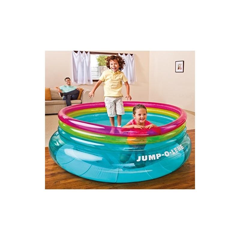 JUMP GONFIABILE JUMP - O -LENE 48267 INTEX