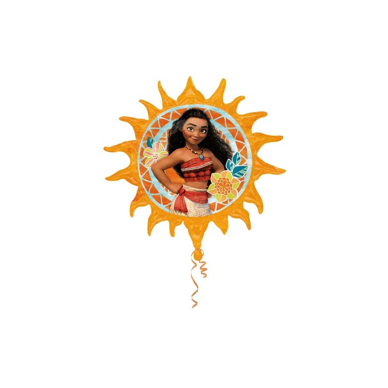 PALLONCINO SUPERSHAPE DISNEY OCEANIA 34688